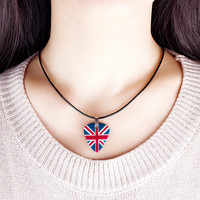 Super Cool Guitar Pick Necklace -- 17 Styles Available!