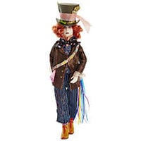 Disney Alice in Wonderland 11 inch Deluxe Collector Doll - Mad Hatter