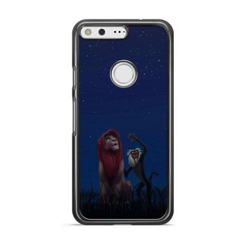 Lion King Remember Who You Are Google Pixel 3 XL Case | Casefruits