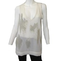 Sequin Nite Out Tank by Sanctuary
