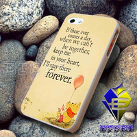 Winnie The Pooh Quote for iphone case, iPod, iPad, Samsung Galaxy Case, Hard Plastic Case, Rubber Case (AQ)