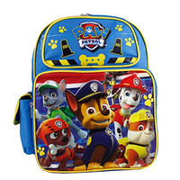 New Nickelodeon Paw Patrol 14 Inches Backpack