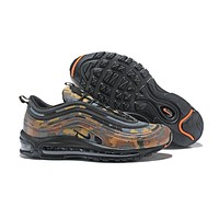 Nike Air Max 97 Japan Camouflage Running Shoes