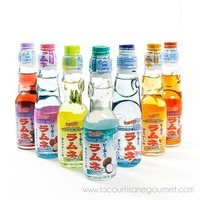 Shirakiku Ramune - Carbonated Soft Drink Soda