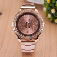 Comfortable Vintage Fashion Quartz Classic Watch Round Ladies Women Men wristwatch On Sales (With Thanksgiving&Christmas Gift Box)= 4661819396