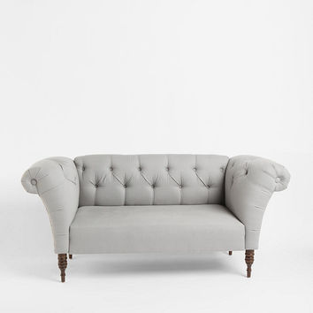 Urban Outfitters - Gramercy Sofa- Pewter