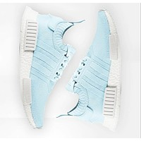 Adidas NMD Pk Blue Woman Shoes Sneaker F