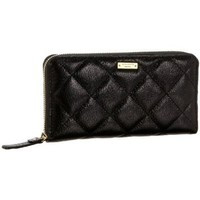 Kate Spade Gold Coast Lacey Wallet,Black,one size