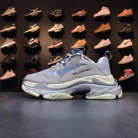 DCCK3 Balenciaga Triple-S 17FW  Brown