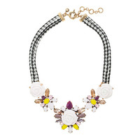 J.Crew Womens Burnished Roses Necklace
