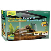 Tetrafauna Aquatic Reptile Kit - 10 Gallon
