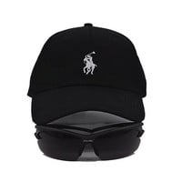 Polo Ralph Lauren Women Men Embroidery Sport Baseball Cap Hat