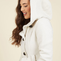 Once Upon a Thyme Coat in Almond