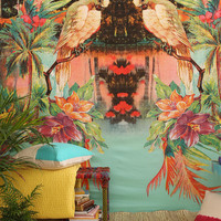 Urban Outfitters - Magical Thinking Birds Of Paradise Tapestry