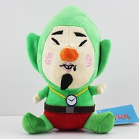 "7"" Tingle The Legend of Zelda Plush"