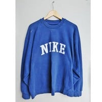 NIKE Fashion Casual Long Sleeve Sport Top Sweater Pullover Sweatshirt Tagre™