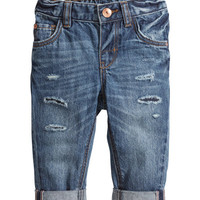 Distressed Jeans - from H&M