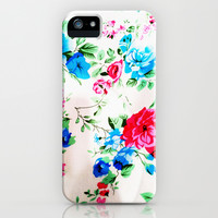 TEXTURE OF FLOWER I iPhone & iPod Case by Ylenia Pizzetti