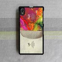 Sony Xperia Z case , Sony Xperia Z1 case , Sony Xperia Z2 case , Left and right brain