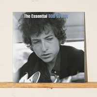 Bob Dylan - The Essential Bob Dylan 2XLP   Urban Outfitters