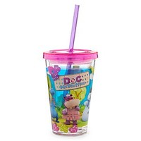 Doc McStuffins Tumbler with Straw -- Small | Disney Store