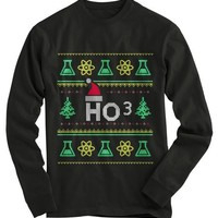Chemistry Ugly Christmas Sweater - On Sale