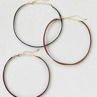 AEO Choker Necklaces 3-Pack , Multi