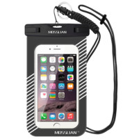MOSSLIAN Universal Waterproof Case Dry Case for Apple iPhone 6, 6S, Samsung Gala