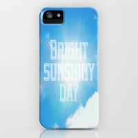 Bright Sunshiny day  iPhone Case by Rachel Burbee | Society6