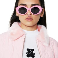 Bubblegum Nevermind Sunglasses