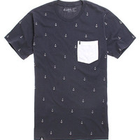 Lira Anchors Pocket T-Shirt at PacSun.com