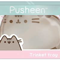 Pusheen® Trinket Tray Accessory with book – April 4, 2017