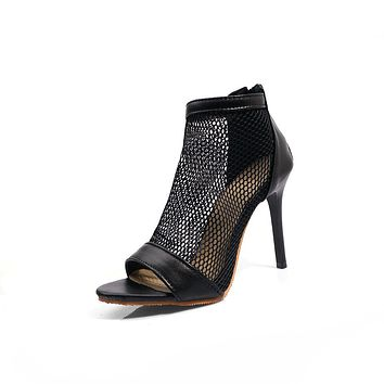 Women's High Heel Stiletto Heel Sandals