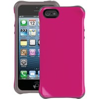 Ballistic Iphone 5 And 5s Aspira Series Case (pink And Charcoal)