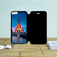 Disney Castle- iPhone 6 Plus Flip Case Dewantary