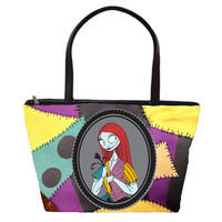 Sally Double Sided Patchwork Tote Bag