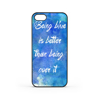 Panic At the Disco Hallelujah iPhone 5 / 5s Case