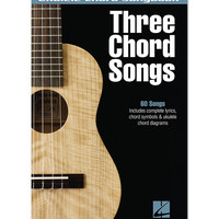 Three Chord Songs Ukulele Songbook