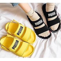 Puma Leadcat YLM Lite couple summer new casual sandals