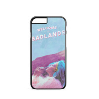 Halsey Welcome to the Badlands iPhone 6 Case