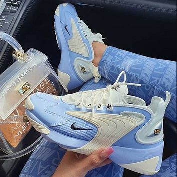 Nike zoom new couple models platform casual sneakers Shoes