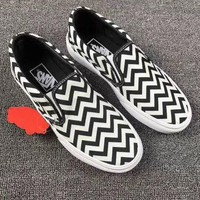 Vans Classics Slip-On Fashion Sneakers Sport Shoes