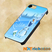 Hello olaf Starbucks For iPhone, iPod, iPad and Samsung Galaxy Case