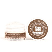 Chocolate & Vanilla Whipped Lip Butter -  Lip Moisturizer