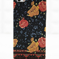 Aztec Floral iPhone 4/5 Case - Urban Outfitters
