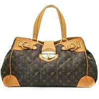 Louis Vuitton Quilted Monogram Etoile Shopper Tote Bag GM