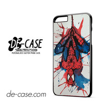 Spiderman Tip Dropping Watercolor DEAL-9885 Apple Phonecase Cover For Iphone 6/ 6S Plus
