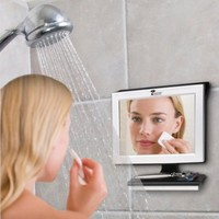 Fogless Shower Mirror with Squeegee by ToiletTree Products. Guaranteed Not to Fog, Designed Not to Fall. #1 Selling and Ranked by Amazon Customers.:Amazon:Beauty