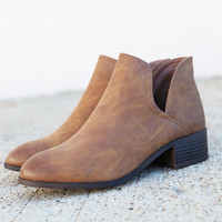 Zavier By Madden Girl {Cognac}