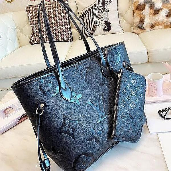 Image of Louis Vuitton LV Hot Selling Two-Piece Bags Fashion Ladies Shoulder Bags Handbags Shopping Bags 3